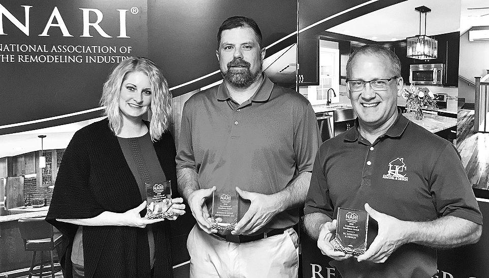Omaha NARI 2018 Contractor of Excellence Awards