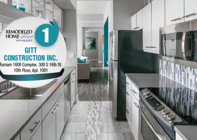 Farnam 1600 Complex, 300 S 16th Street, 10th Floor, Apt. 1001